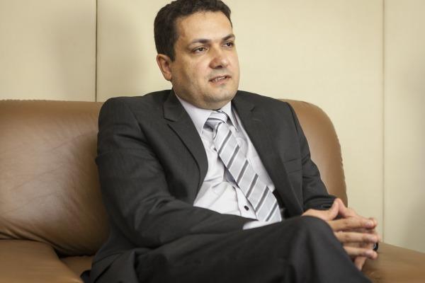 Professor doutor Anderson Ribeiro Correia é o novo reitor do ITA
