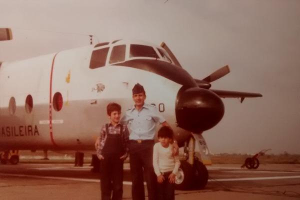 A trajetória de um militar que se mescla com a história da Força Aérea Brasileira