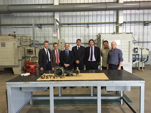 Programa de nacionalização do PROSUB obtém resultados positivos na fabricação de válvulas de casco