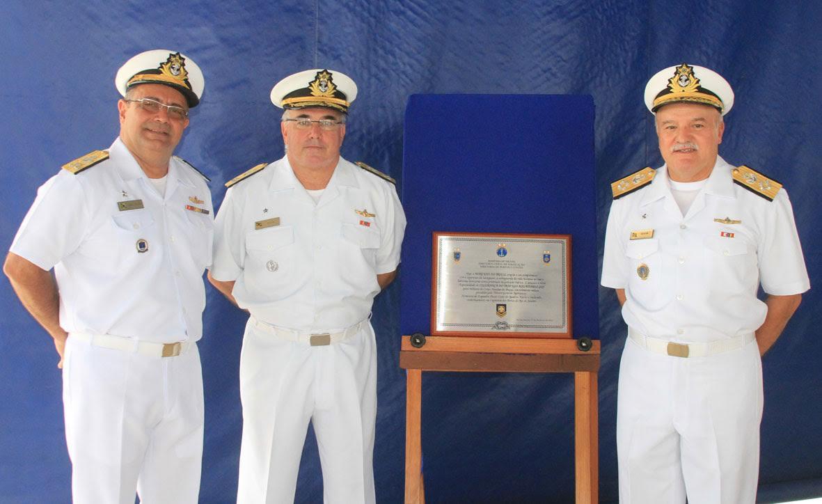 Marinha do Brasil lança nova especialidade do Corpo Auxiliar de Praças:  Segurança do Tráfego Aquaviário