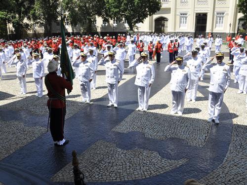 Corpo de Fuzileiros Navais celebra 208º aniversário