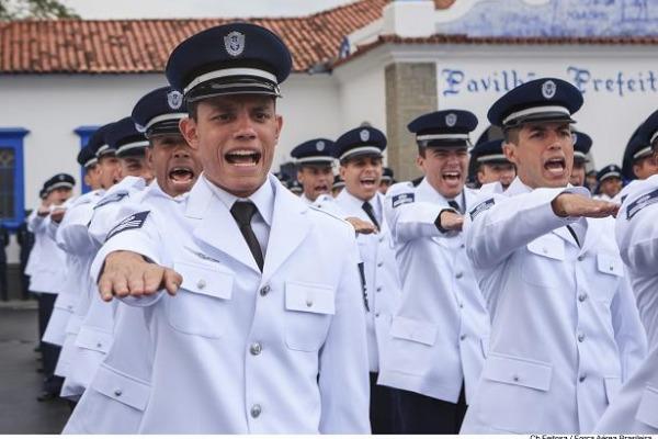 Inscrições abertas para Sargentos da Aeronáutica