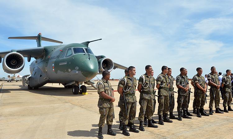 O KC-390 será capaz de cumprir todas as missões desempenhadas pelo C-130 Hércules