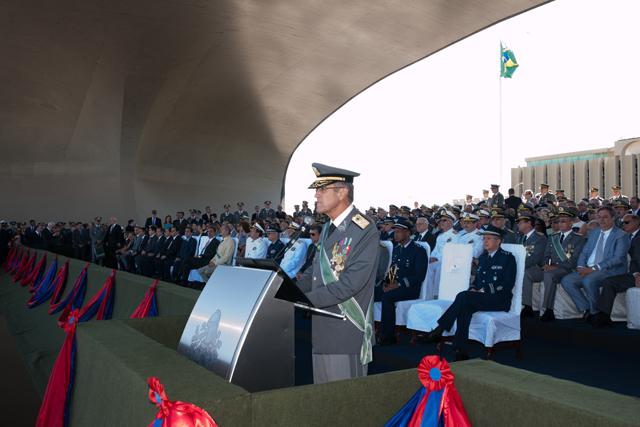 Dia do Exército é comemorado em Brasília