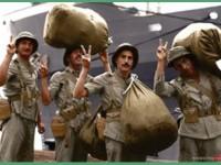 Acervo original de objetos e artefatos de guerra, fotografias e relatos dos soldados brasileiros