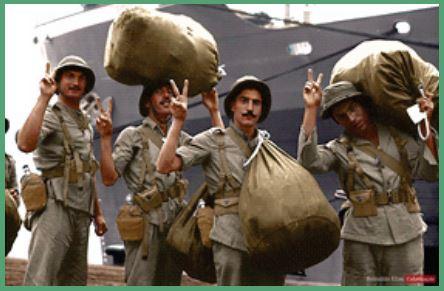 Convite: Exposição Itinerante da Casa da FEB – O Brasil na II Guerra Mundial
