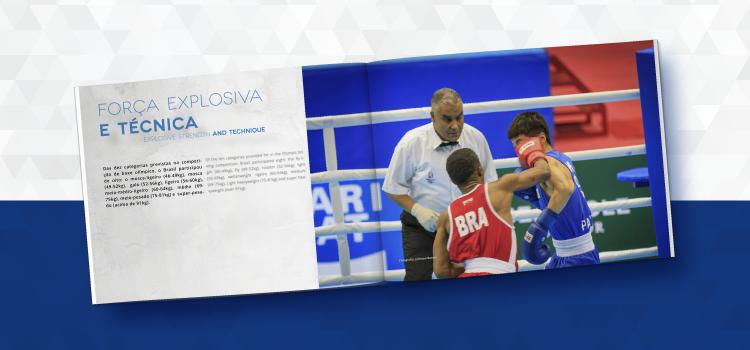 Ministério da Defesa lança livro sobre participação do Brasil nos 6° Jogos Mundiais Militares