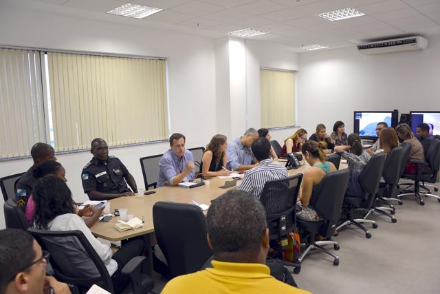 Exército Brasileiro participa do 1º Encontro de Mídias Digitais visando às Olimpíadas 2016