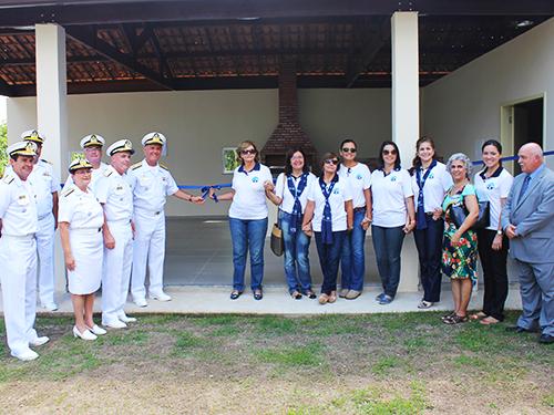 Pacientes da UISM ganham área de lazer