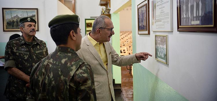 O Tiro de Guerra de Ribeirão Preto é uma das 74 unidades existentes em São Paulo sob o comando da 2ª Região Militar