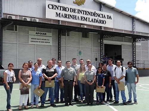 Centro de Intendência da Marinha em Ladário realiza Curso de Capacitação para Fornecedores