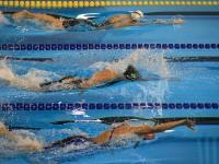 Serão 13 atletas militares representando o Brasil nas piscinas olímpicas dos Jogos Rio 2016 - Foto: Sargento Johnson Barros.