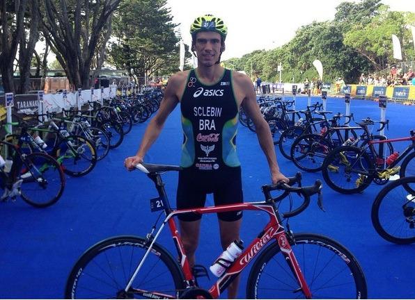Atleta da FAB é selecionado para representar o Brasil no triatlo nas Olimpíadas