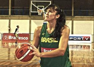 Sargento da FAB sonha defender basquete brasileiro nas Olimpíadas