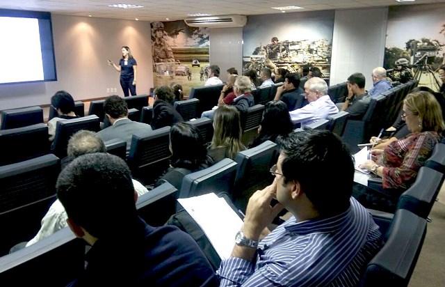 2ª Reunião de Capacitação para importadores de Produtos Controlados