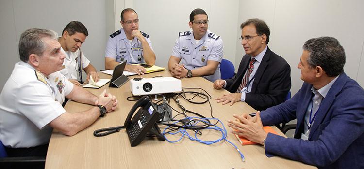 O Embaixador Agemar se mostrou otimista com os Jogos Rio 2016 e afirmou sua confiança no êxito dos atletas militares