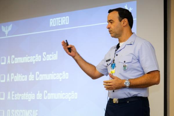 Equipes de comunicação se capacitam para jogos olímpicos