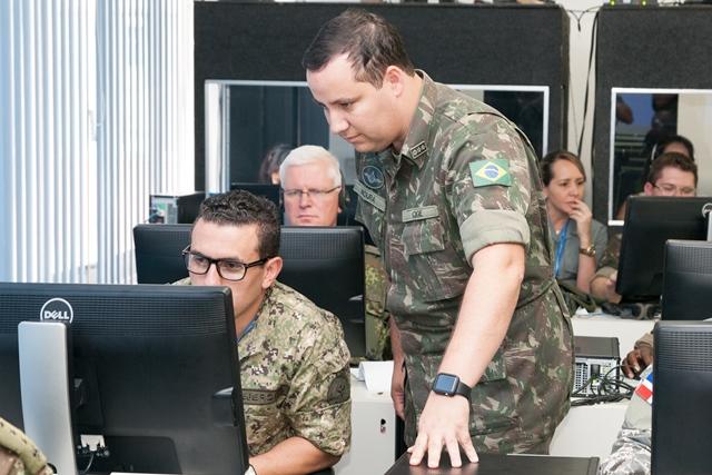 Estágio Internacional de Defesa Cibernética para Nações Amigas