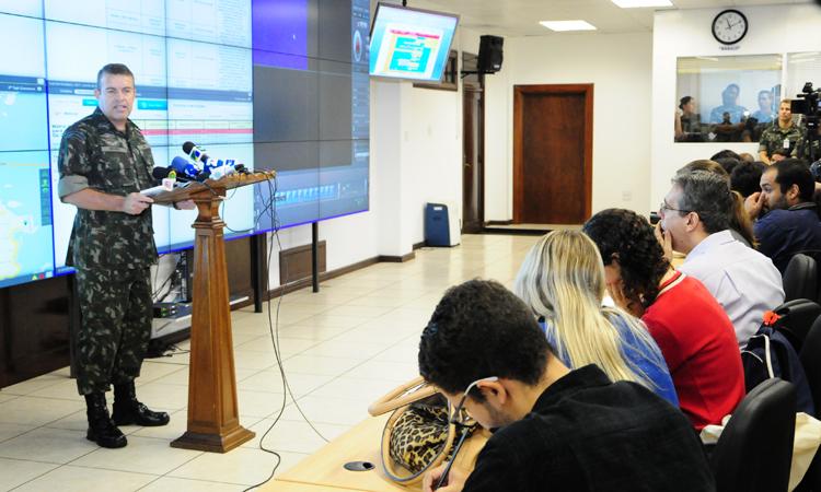 De acordo com o coronel Mario Medina, a atividade foi fundamental para aprimorar a atuação dos militares durante os Jogos Rio 2016
