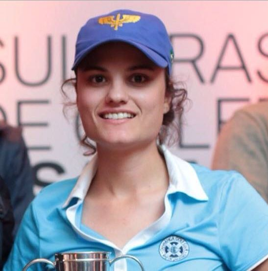 No RS, atleta da FAB é destaque em torneio de brasileiro de golfe