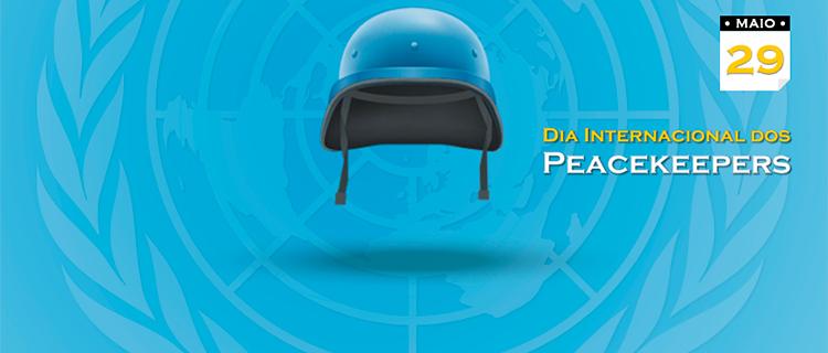 Ordem do Dia alusiva ao Dia Internacional dos Peacekeepers