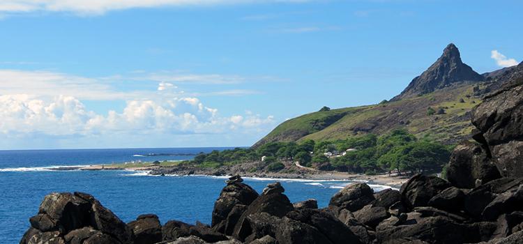 Programa de pesquisas da Marinha contribui para preservação da Ilha da Trindade