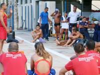 A Comissão Desportiva Militar do Brasil (CDMB) foi responsável pela organização do evento