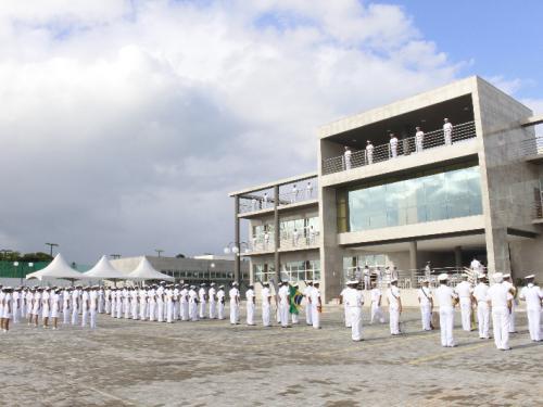 Nova sede do Com3ºDN em Natal (RN)
