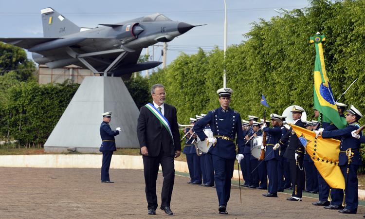 Em discurso, o ministro destacou a capacidade que as forças têm para gerarem recursos e poder suprir uma parte de suas necessidades