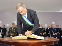 Jungmann também falou em seu discurso sobre os documentos que regem as atividades da Defesa