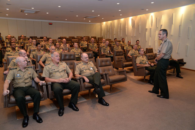 1ª Reunião de Adjuntos de Comando do Alto-Comando do Exército