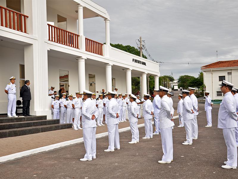 Comando do 6º Distrito Naval comemora 83 anos