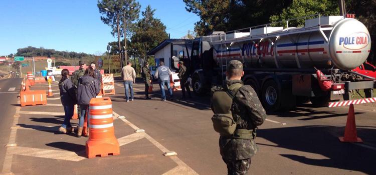 Ágata 11: Militares intensificam ações em Roraima e Santa Catarina
