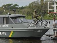 . A Operação, que se encerrou na última quarta-feira (22), apreendeu mercadorias avaliadas em R$ 687 mil em descaminho