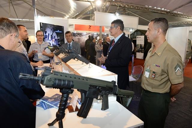 V Conferência de Simulação e Tecnologia Militar