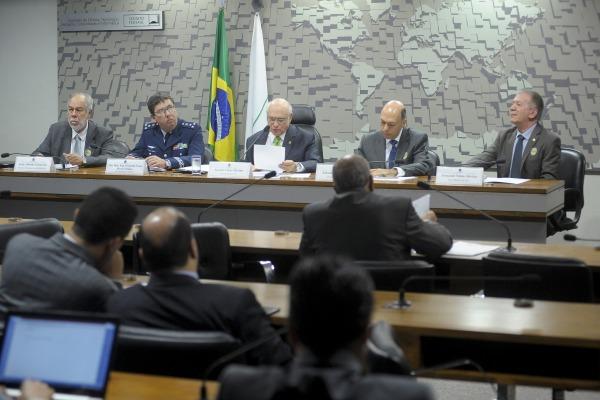 Departamento de Ciência e Tecnologia Aeroespacial apresenta projetos no Senado Federal