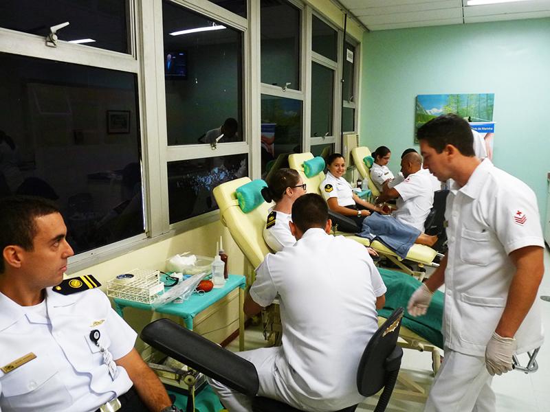 DOCM realiza campanha de doação de sangue