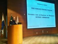 O encontro teve objetivo de ampliar o Programa de Estágio Embarcado para PREST