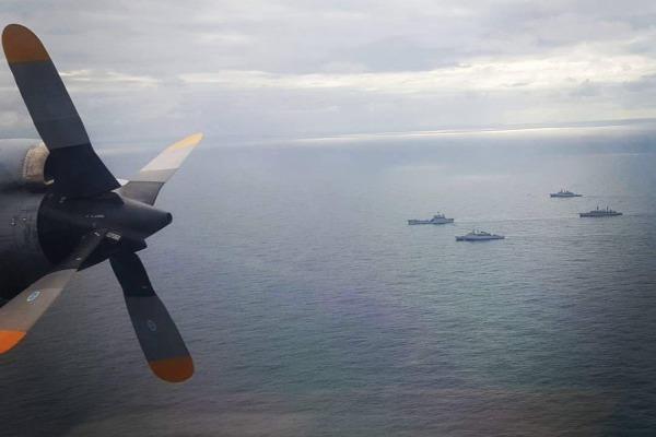 Esquadrão Orungan participa da Operação Tropicalex