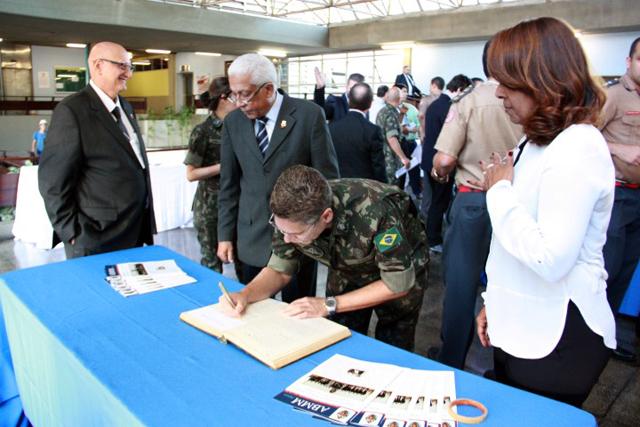 IV Congresso de Ortopedia e Traumatologia no Hospital Central do Exército