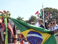 Durante o evento, personalidades civis e militares, além de instituições, foram agraciadas com a medalha da Ordem do Mérito Naval