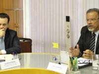 Ministros Jungmann e Kassab 1
