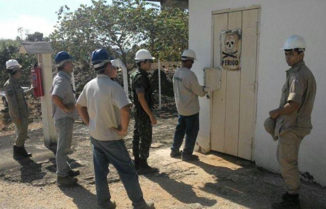 Encerramento da Operação Dínamo IV em Campo Grande