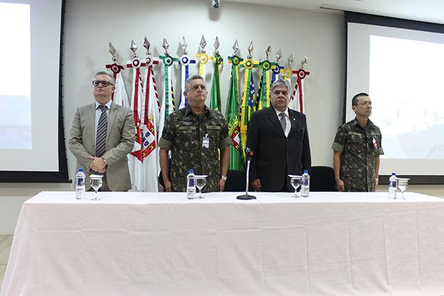 Comando Militar do Planalto realiza 2º Ciclo de Estudos de Direito Penal Militar