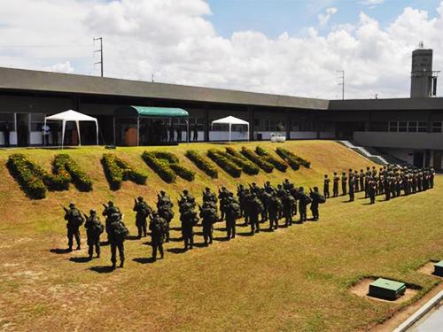 Batalhão de Operações Ribeirinhas forma turma do Curso Expedito de Operações Ribeirinhas