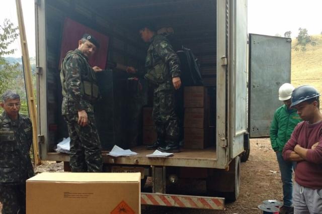 Operação Ágata XI na Região Sul do Brasil realiza apreensões em Santa Catarina