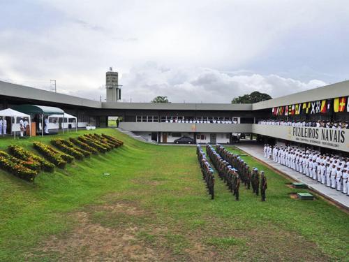 Cerimônia de Mantenedores da Paz é realizada em Manaus (AM)