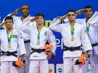 A delegação brasileira brasileira de judô terá 14 militares na briga por medalhas