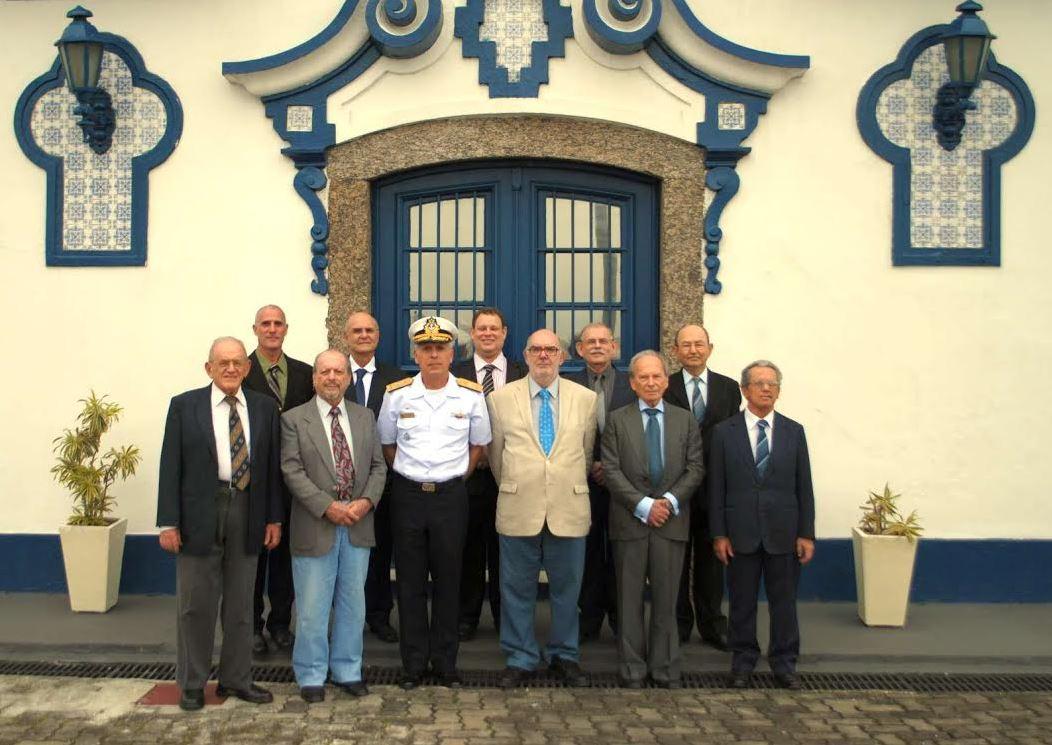 Comitiva Oficiais RM2 visitam o CIAW