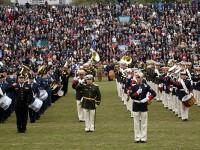 Cerca de 4 mil militares argentinos participaram das comemorações - Foto: Infobae